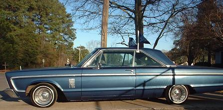 gam_bino_brown's 1966 Plymouth Fury III