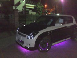 sunil_lost 2007 Suzuki Swift
