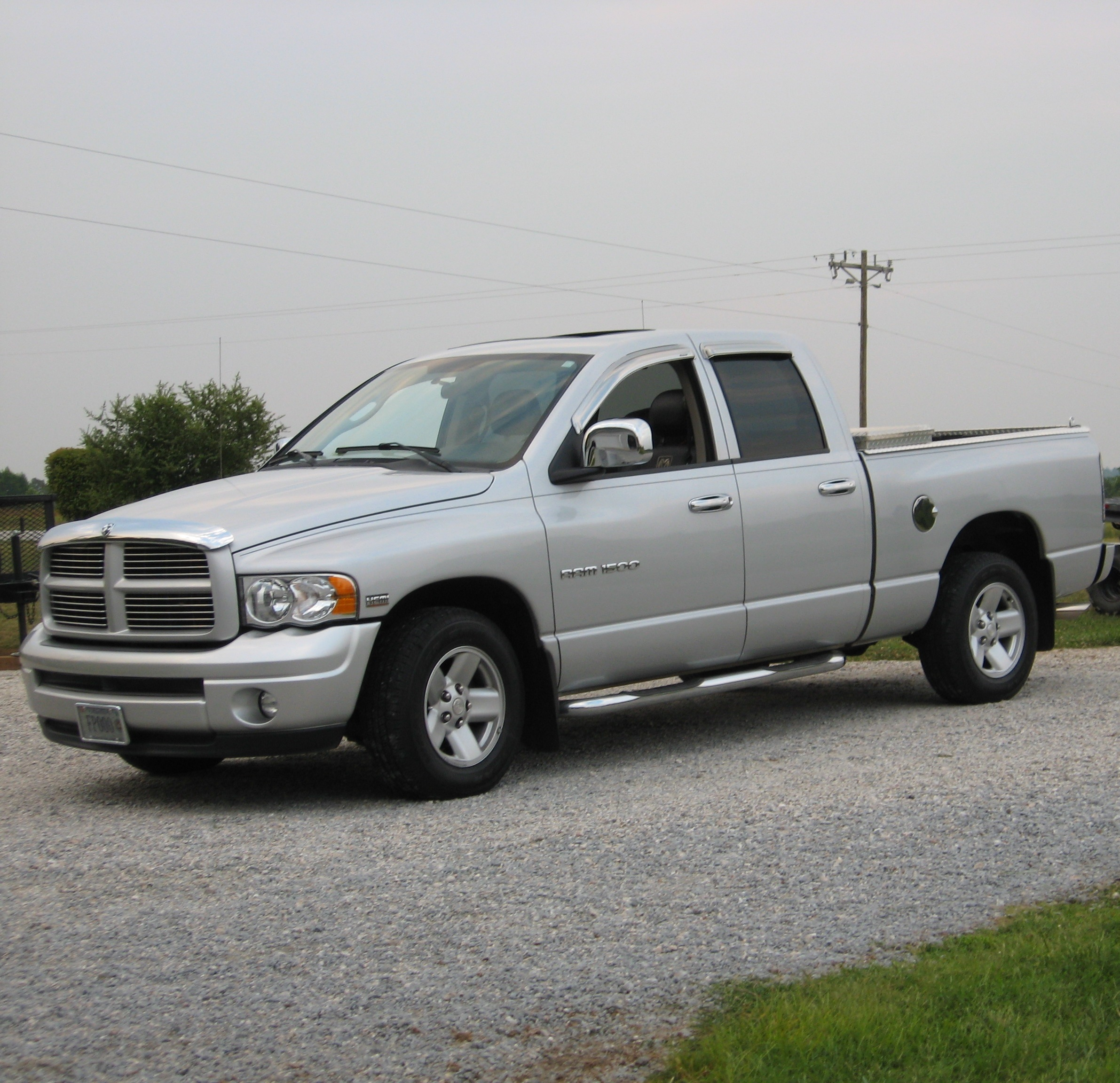Badboy3142 2003 Dodge Ram 1500 Regular Cab Specs, Photos