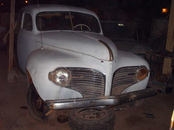 Another mecanicrazy 1941 Plymouth Deluxe post... - 11126640