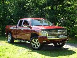 spsdrivers 2008 Chevrolet Silverado 1500 Extended Cab