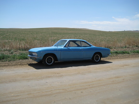 Another jaXed 1968 Chevrolet Corvair post... - 11128559