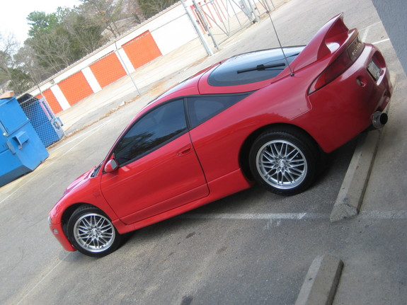 Another redgalant1 1999 Mitsubishi Eclipse post... - 11137943