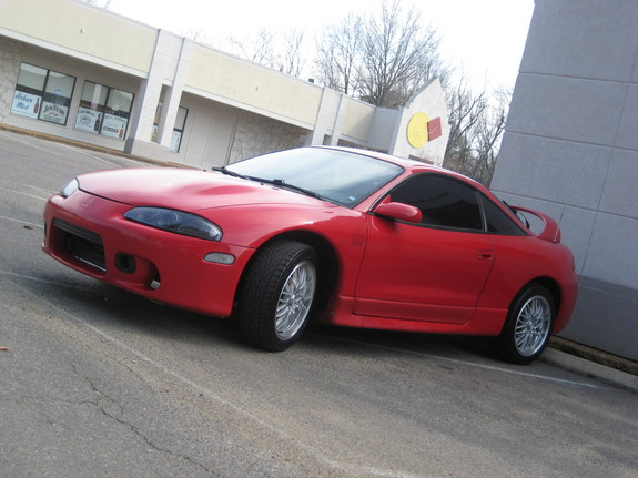 Another redgalant1 1999 Mitsubishi Eclipse post... - 11137944