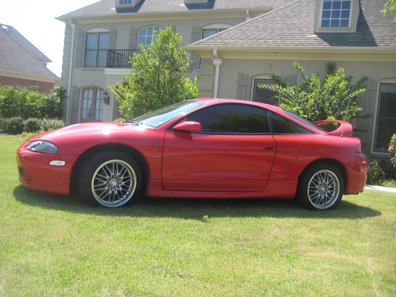 Another redgalant1 1999 Mitsubishi Eclipse post... - 11137952