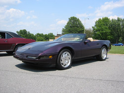 BlackRose94 1994 Chevrolet Corvette
