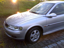 julianro 2001 Opel Vectra