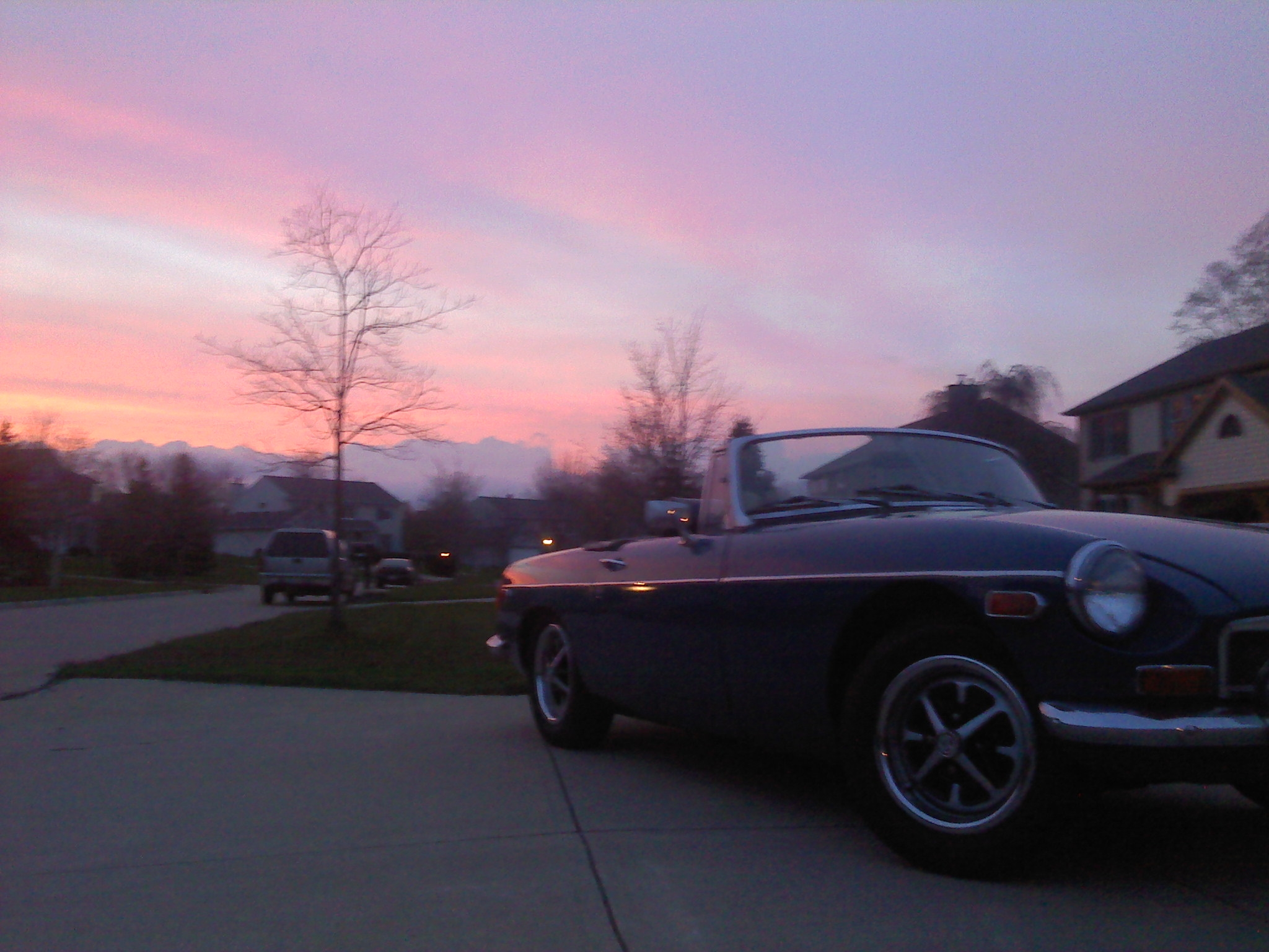 Another TDWPgtp 1973 MG MGB post... - 11130831