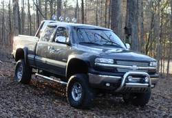 4x4princess7s 2002 Chevrolet Silverado 1500 Regular Cab