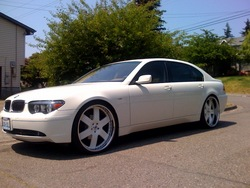 YoungTru-Daboys 2004 BMW 7 Series