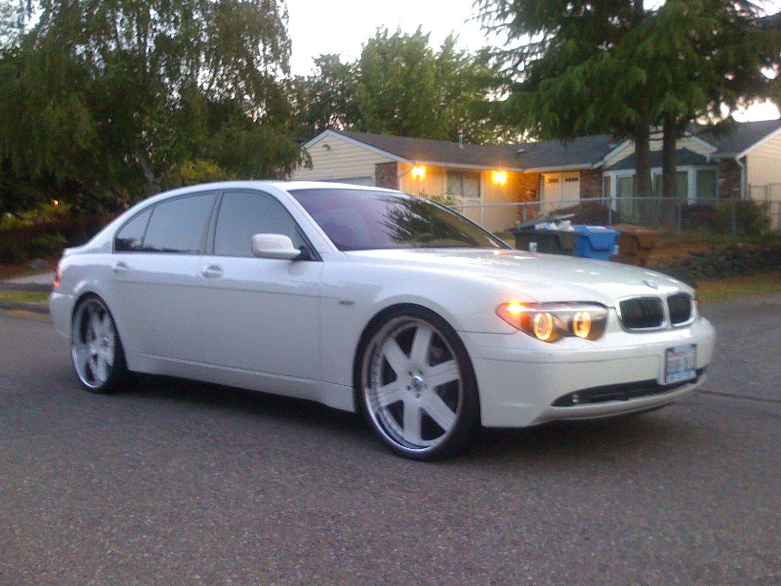 Youngtru Daboy 2004 Bmw 7 Seriess Photo Gallery At Cardomain