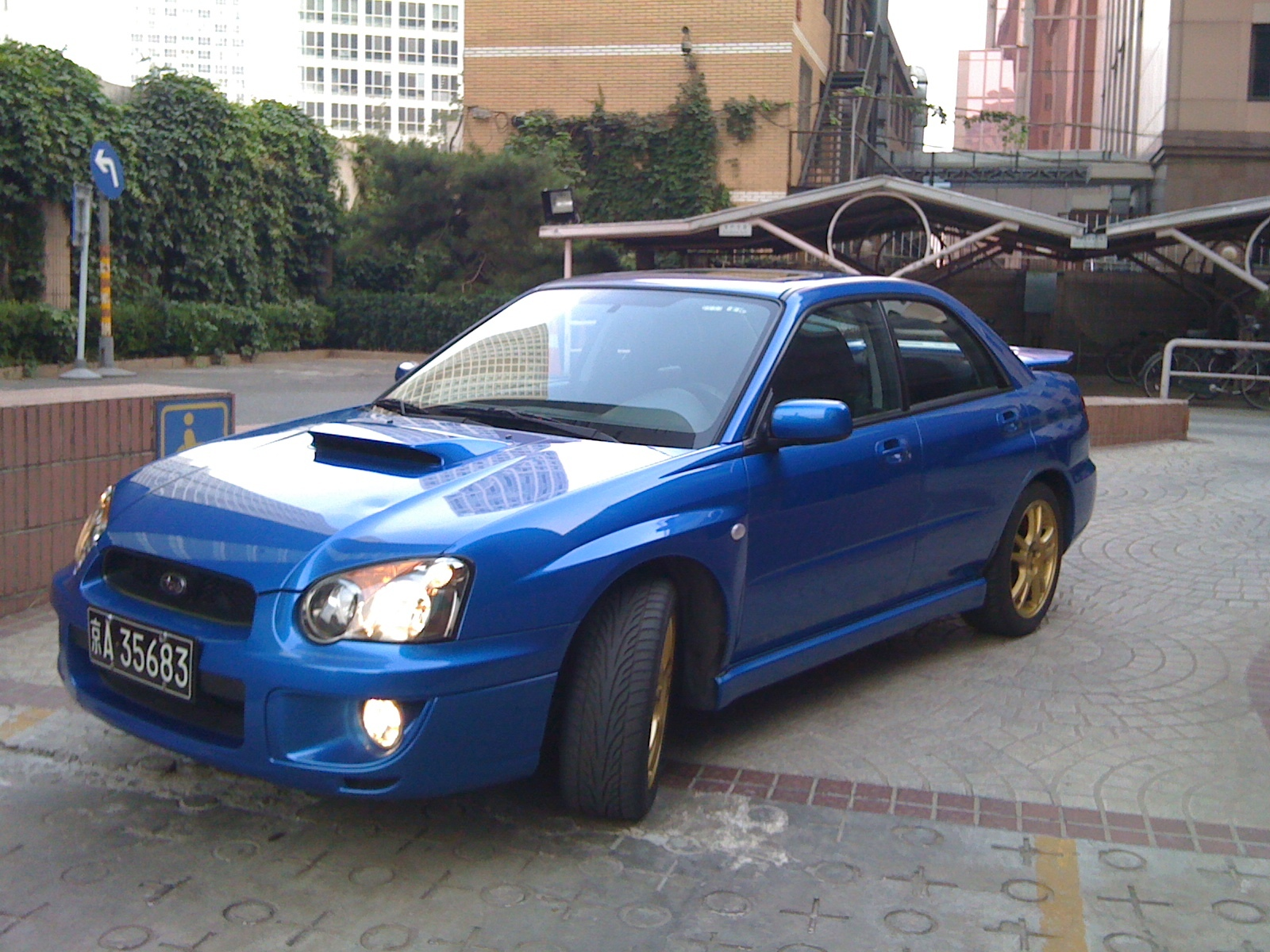 Another blackhawke88 2005 Subaru Impreza post... - 11134094