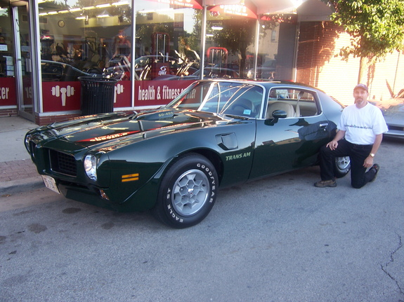 Sanfratello73sd's 1973 Pontiac Trans Am