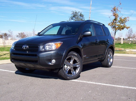 Toyoguy 2007 Toyota Rav4 Specs Photos Modification Info
