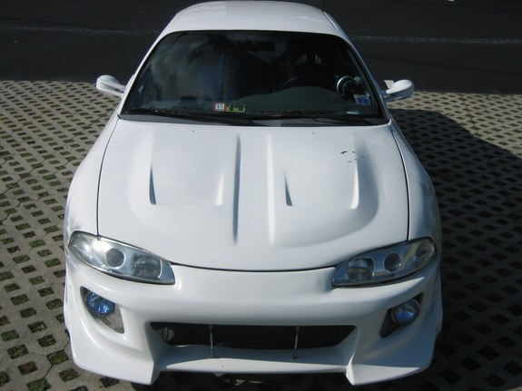 Another customsmooth 1997 Mitsubishi Eclipse post... - 9116868