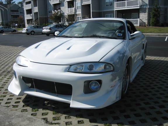 Another customsmooth 1997 Mitsubishi Eclipse post... - 9116870