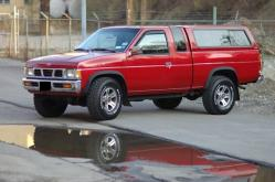 97D21 1997 Nissan D21 Pick-Up