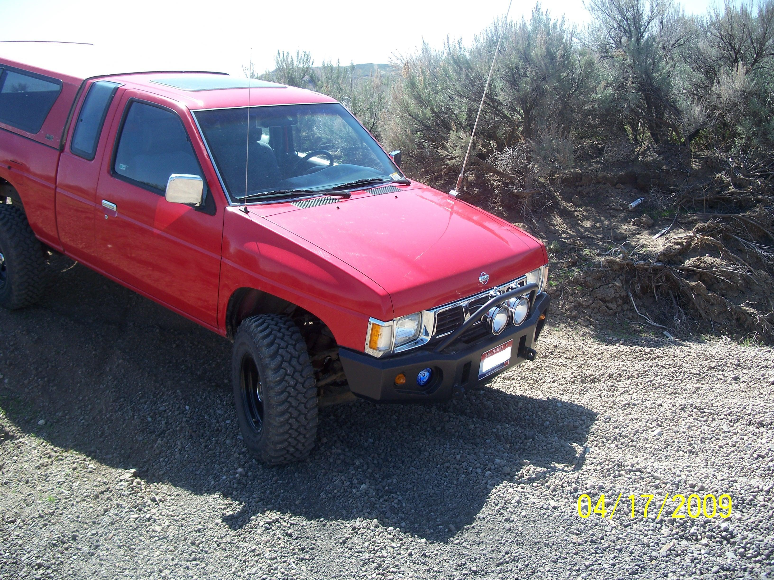 97D21 1997 Nissan D21 Pick-Up 25523750008_original ...