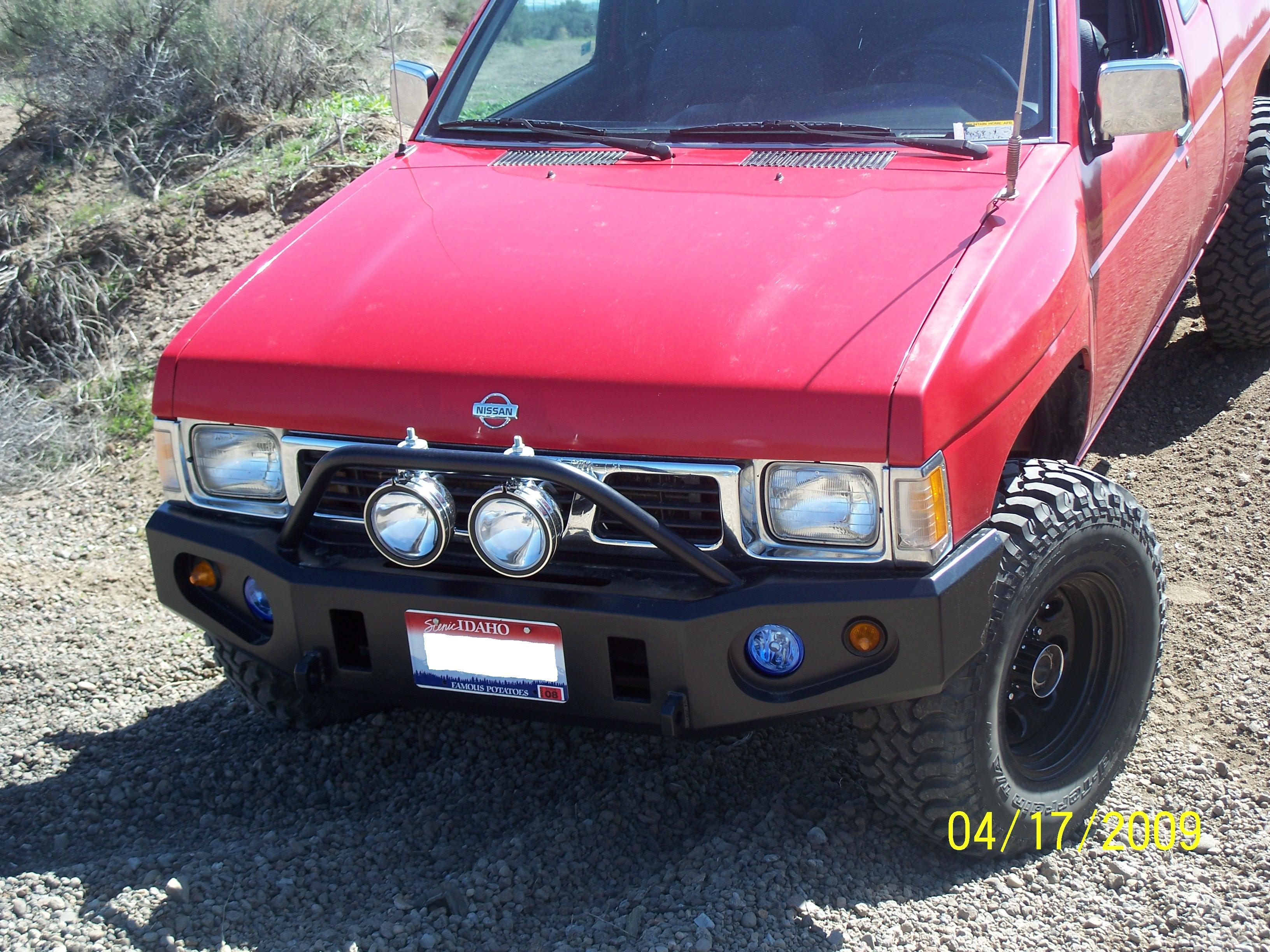 and pickup mild bumper latest truck tractor plant interior fandom wiki refresh with construction hardbody grille updated cb hood nissan