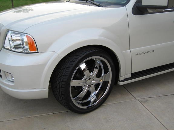 Coxtails 2005 Lincoln Navigator