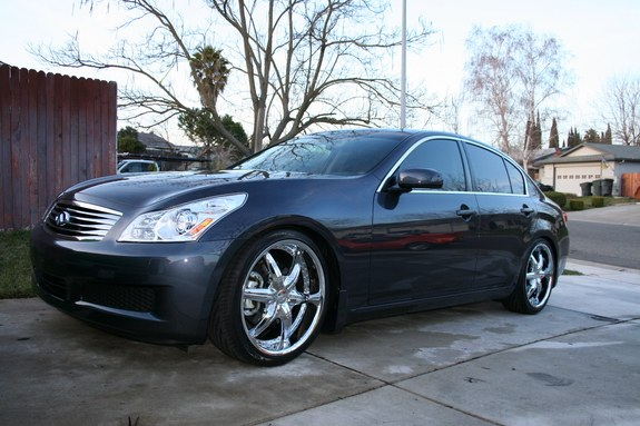 Another Extreme-G35 2007 Infiniti G post... - 9380213