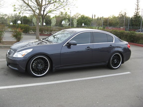 extreme g35 2007 infiniti g specs photos modification. Black Bedroom Furniture Sets. Home Design Ideas