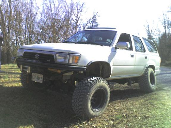 Another IrishBlondeK10 1995 Toyota 4Runner post... - 11134506