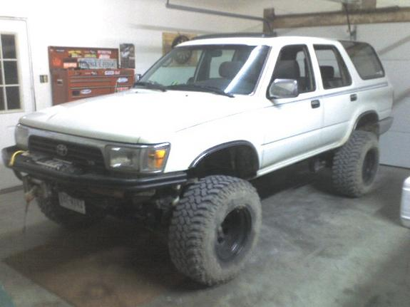 Large on 1995 Toyota 4runner Suspension