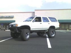 IrishBlondeK10s 1995 Toyota 4Runner