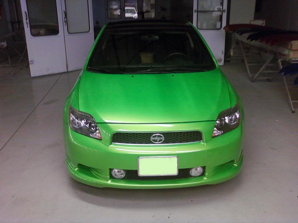 MrzLummus07's 2007 Scion tC