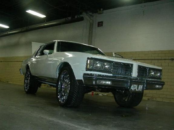 Another moose34 1985 Oldsmobile Delta 88 post... - 11135196
