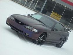 3025454 1996 Ford Mustang