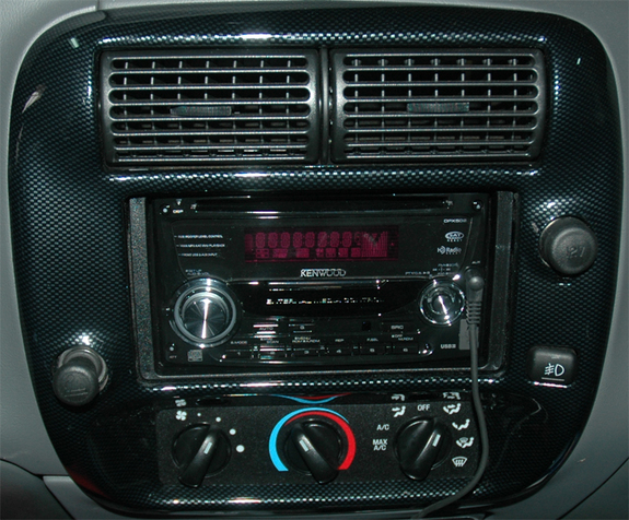 how to install a radio in a 2002 ford ranger. Black Bedroom Furniture Sets. Home Design Ideas