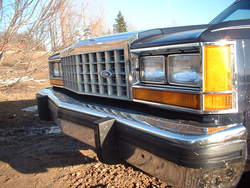 sunliner 1984 Ford LTD Crown Victoria