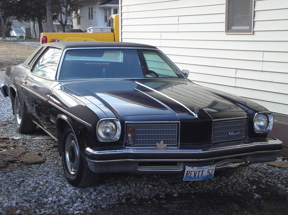 tobackychewer 1975 oldsmobile cutlass salon specs photos