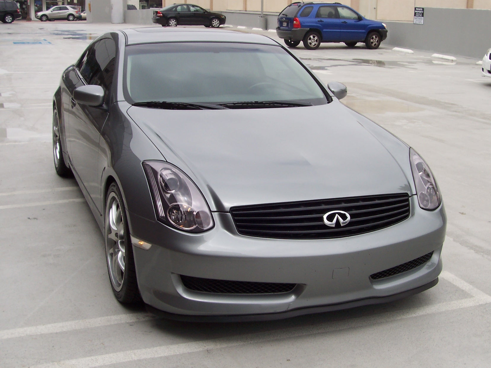 irishsig 39 s 2006 infiniti g in glendale ca. Black Bedroom Furniture Sets. Home Design Ideas