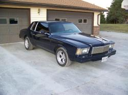 bniemanns 1978 Chevrolet Monte Carlo