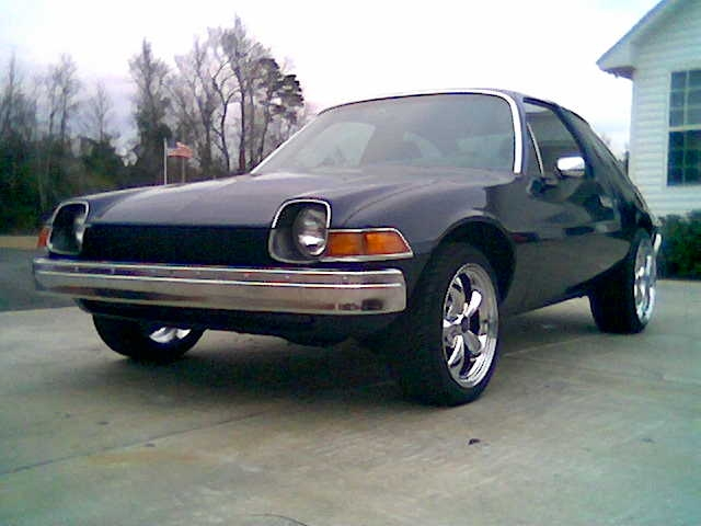 Another MASTERSPAINTING 1976 AMC Pacer post... - 11611135