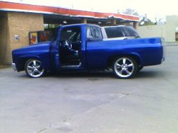 johnnyr89 1987 Chevrolet Silverado 1500 Regular Cab