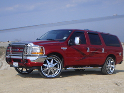 juice3030 2000 Ford Excursion