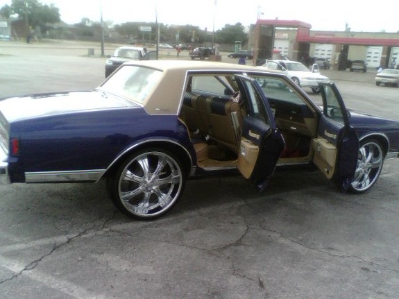 Another DopeBoyFresh214 1986 Chevrolet Caprice post... - 11151160