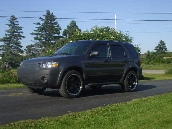 Lifted Ford Escape >> Jonsyj 2005 Ford Escape Specs, Photos, Modification Info at CarDomain