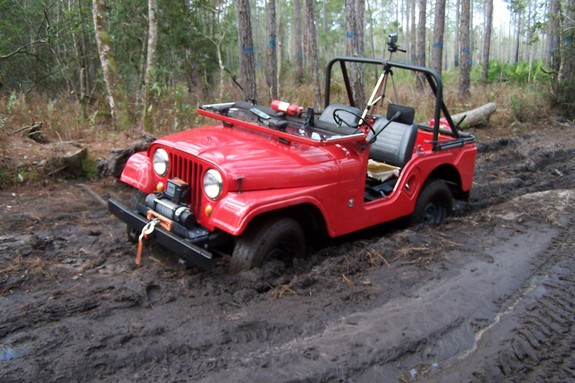 Another tjcouch 1967 Jeep CJ5 post... - 11143427