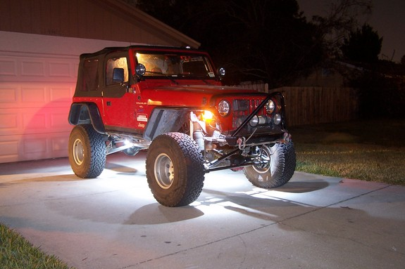 Another tjcouch 1997 Jeep TJ post... - 11143547