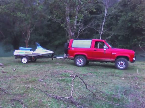 Another lorro 1987 Ford Bronco II post... - 11143772