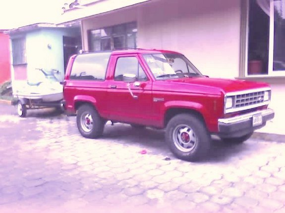 Another lorro 1987 Ford Bronco II post... - 11143773