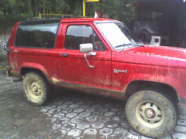 Another lorro 1987 Ford Bronco II post... - 11143776