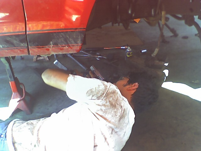 Another lorro 1987 Ford Bronco II post... - 11143783