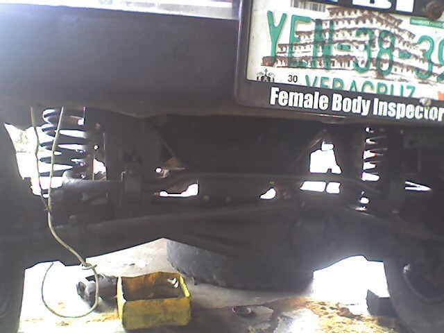 Another lorro 1987 Ford Bronco II post... - 11143785