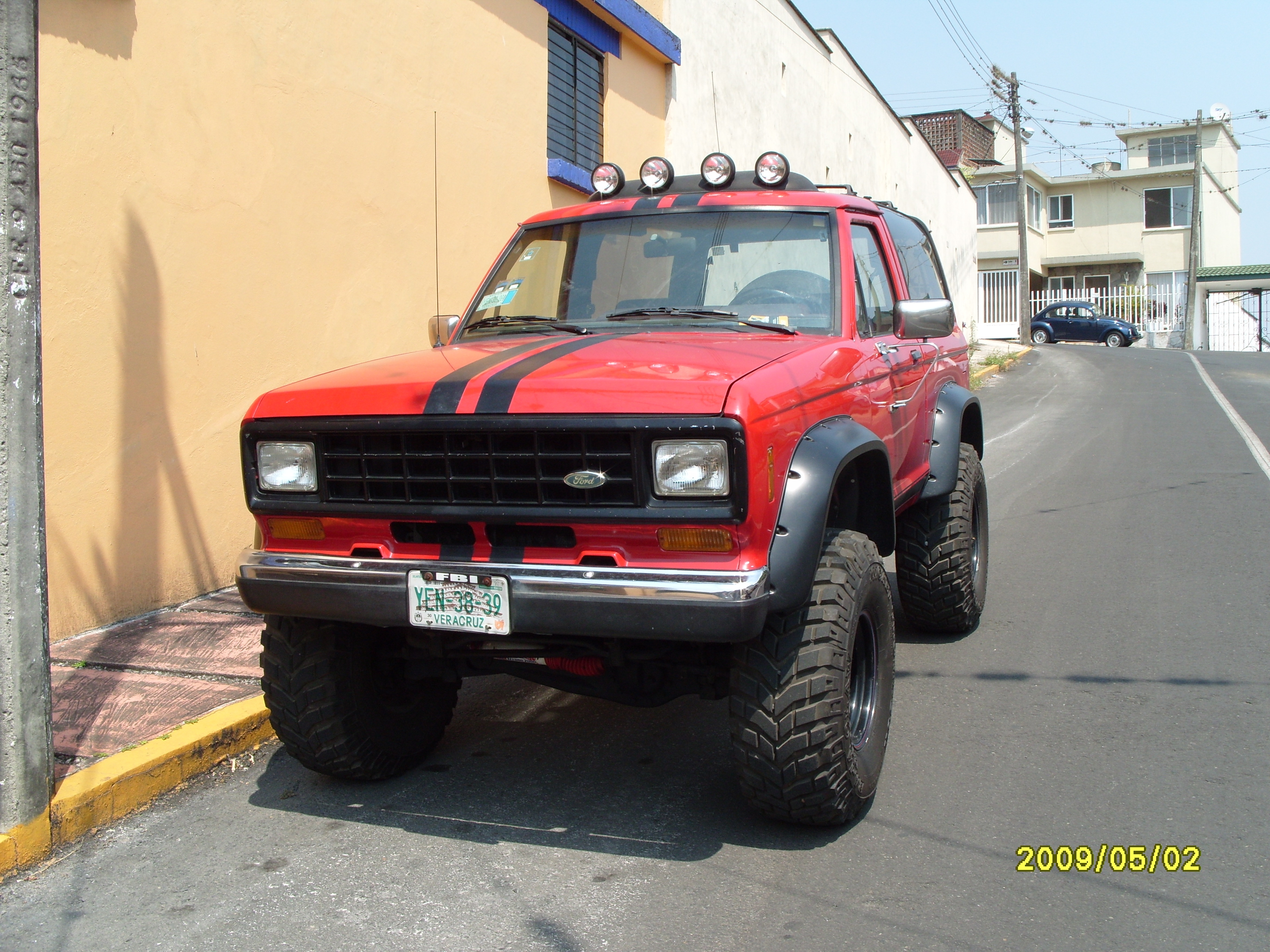 Another lorro 1987 Ford Bronco II post... - 11143810